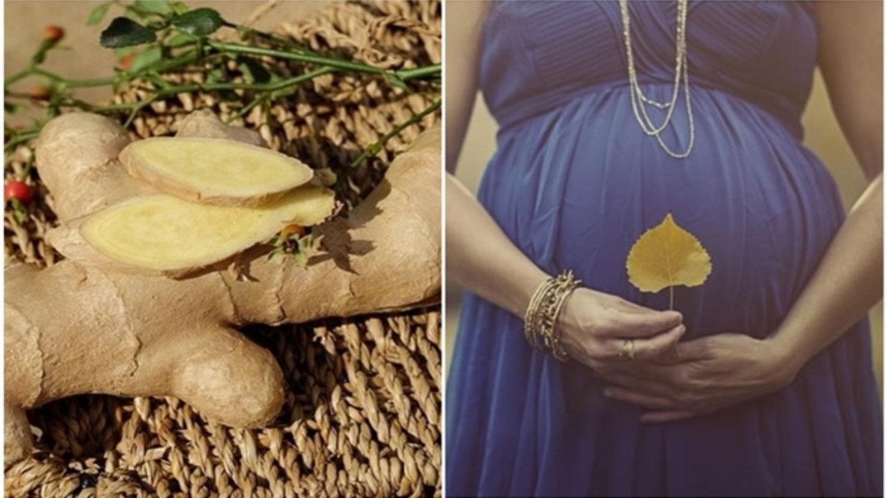 Canela molida en el embarazo