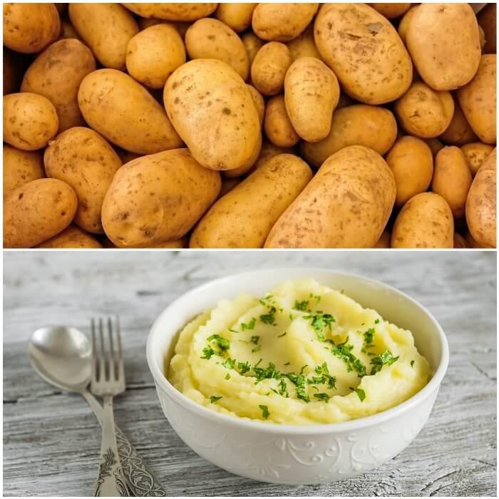 propiedades y beneficios de las patatas