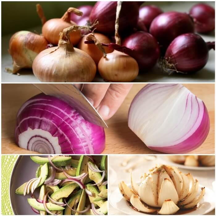 Usos medicinales y saludables de la cebolla