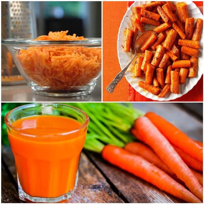 beneficios medicinales de la zanahoria