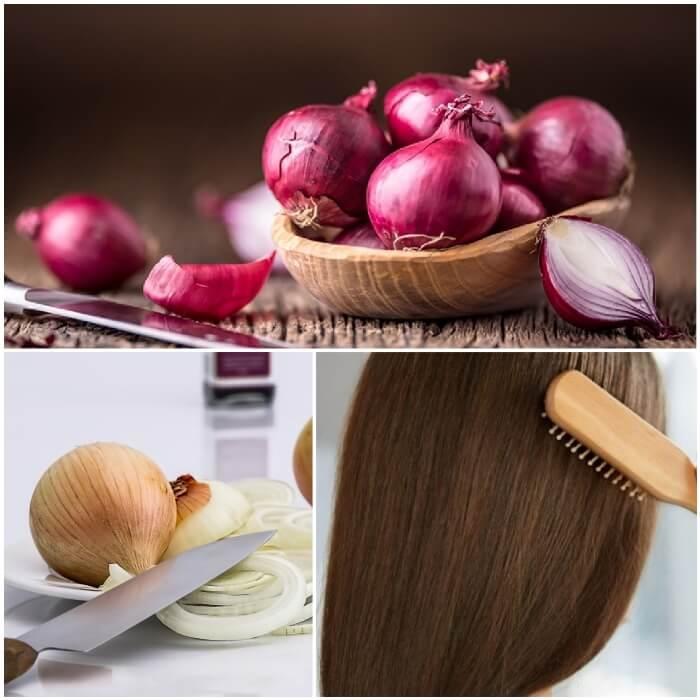 Beneficios y propiedades de la cebolla para el pelo