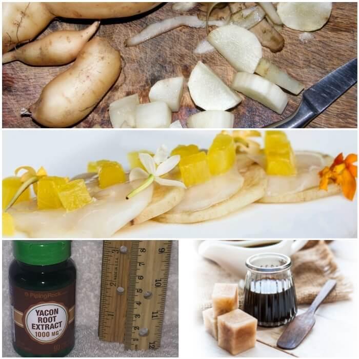 Beneficios y usos medicinales del yacón andino