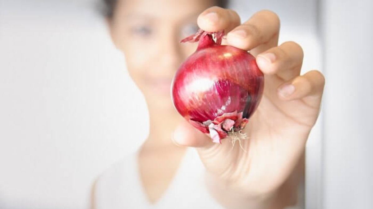 Cebolla Para El Cabello Beneficios Y Uso Jugo Champú Aceite