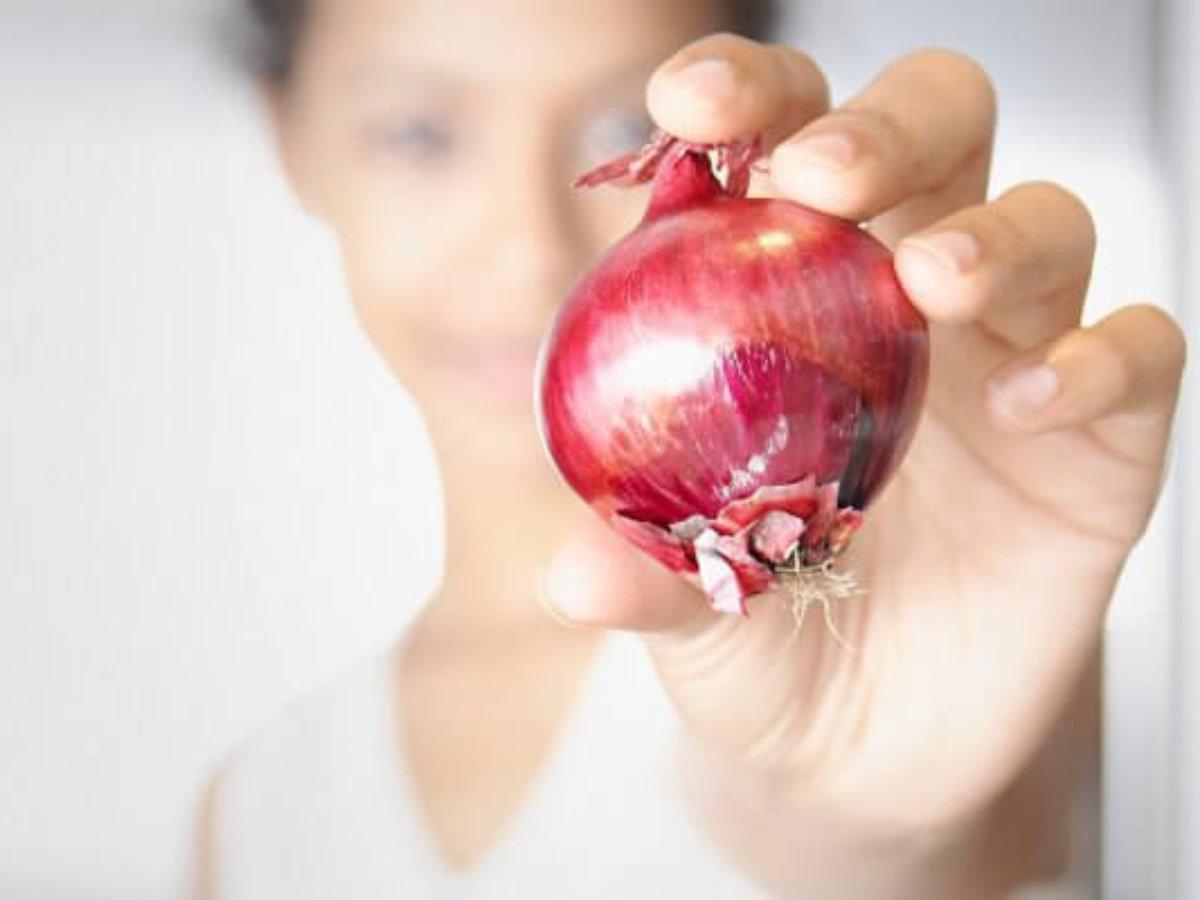 Para porner la cebolla roja con limon y que mas Cebolla Para El Cabello Beneficios Y Uso Jugo Champu Aceite