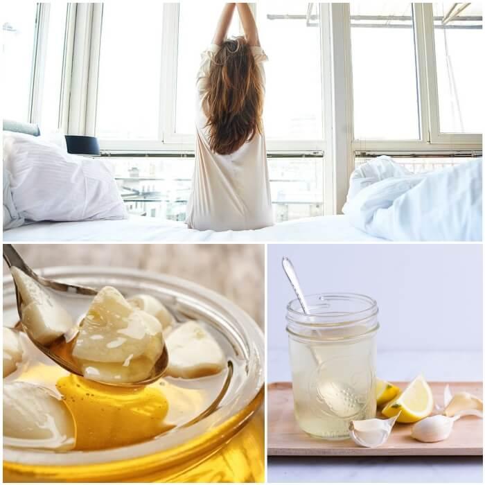Beneficios de tomar ajo en ayunas